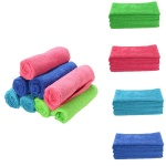 20pcs_25x25cm_multifunction_fibre_soft_clean_towel