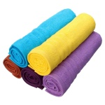 70x140cm_pure_cotton_candy_color_absorbent_bath_towel_