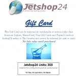 Jetshop24 GiftCard - Pharmacy 500
